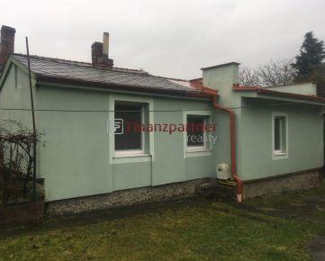 Finanzpartner reality ponúka na prenájom zrekonštruovaný malý domček na Slánskej ulici v Nižnej Šebastovej 001-22-VEM