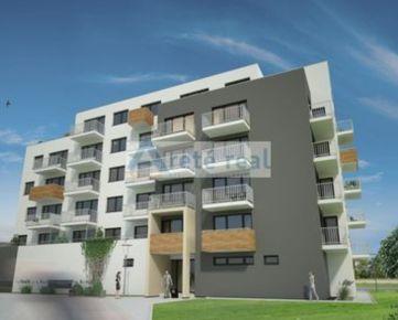 Areté real, Predaj novostavby 1- izbového bytu s balkónom situovaného v prímestskej časti Trnavy v obci Biely Kostol