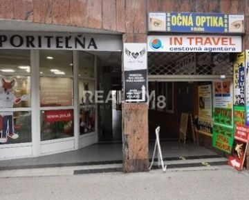 Kancelárske priestory v centre mesta Nitra 150m2