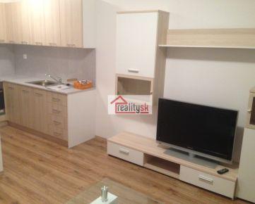 Tichý zariadený 2-izbový byt s výťahom, loggiou a pivnicou v príjemnej lokalite Ružinov - Nivy, Košická ul.