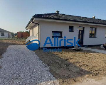 Novostavba 3-izbového rodinného domu v ŠTANDARDE, Galanta - Richtárske Pole