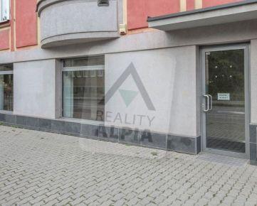 Obchodné priestory, /71m2/, Žilina - Centrum