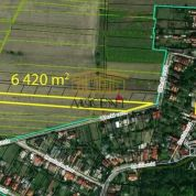 Pozemok pre bytovú výstavbu 6420m2