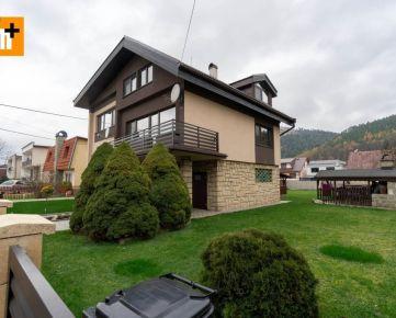 Žilina 997m2 na predaj rodinný dom - exkluzívne v Rh+