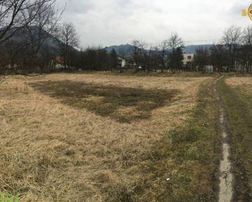 Na predaj záhrada 434 m2 v obci Vranie okr. Žilina