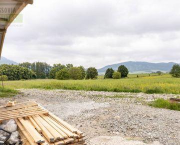 Na predaj výstavba bungalov Nižná Šebastová