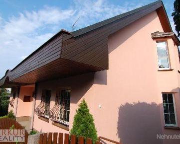 Ponúkame na prenájom priestrannú 6.izb vilu v  Bratislave na Kolibe