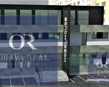 Polyfunkčná budova na Nobelovom námestí v Bratislave