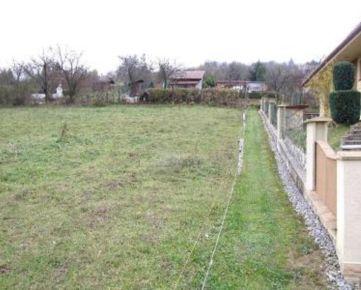 GARANT REAL - predaj stavebný pozemok 829 m2, Prešov, Šidlovec