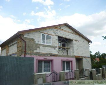 Znížená cena!!! Dvojgeneračný rodinný dom v Sečovciach