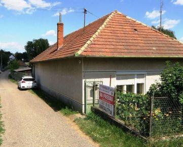 Predaj rodinný dom - RD, Beša, okr. Levice