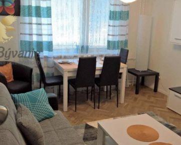 Moderný 2 izbový byt na prenájom