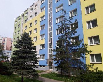 Predaj 4 ib na sídlisku Sásová po čiastočnej rekonštrukcii (83,31 m2), B. Bystrica