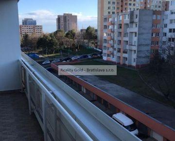 Realitná kancelária Reality Gold - Bratislava s.r.o., ponuka na predaj  3 izb. byt v Karlovej Vsi