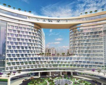 Investičná príležitosť pre všetkých – projekt Se7en hotel and apartments v Dubaji