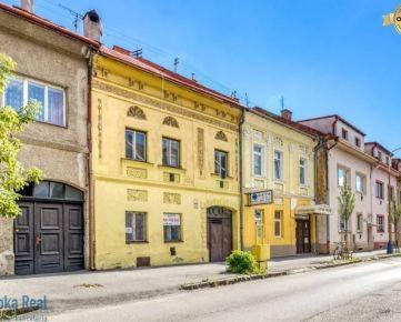 Dom na predaj Prešov Slovenská ulica
