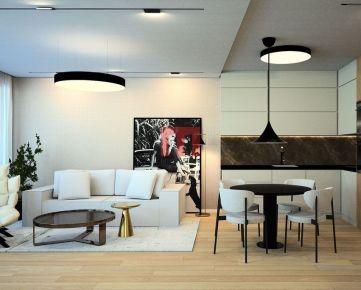 Na predaj 2 izbový byt v SKY PARK veža 1 na 10 posch. orientovaný východne do dvora
