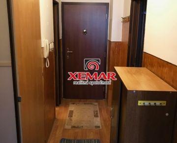 Na predaj priestranný 1-izbový byt na ul. Nobelova - MČ Nové Mesto