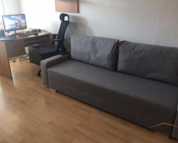 Prenájom pekný 1 izbový byt s veľkou lodžiou,  Landauova, Bratislava IV Dúbravka