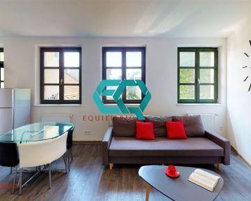 Lukratívny 1,5-izbový byt na prenájom priamo v centre mesta Košice
