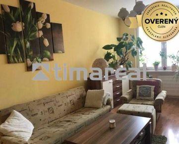 TIMA Real - 3 izbový byt vo vyhľadávanej lokalite Družba