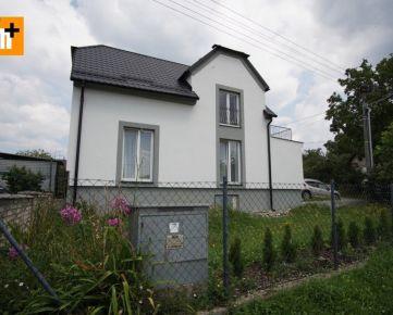 Na predaj rodinný dom Višňové po kompletnej rekonštrukcii - exkluzívne v Rh+