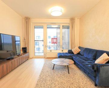 HERRYS - Na prenájom krásny a štýlovo zariadený 2izbový byt s pivnicou a parkovaním v novostavbe BORY