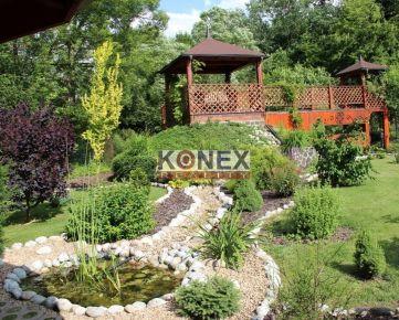 KONEX REALITY – SUPER ZĽAVA 25% !!! Rodinné sídlo / ranč v Nižnom Komárniku