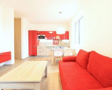 HERRYS - Na prenájom úplne nový 2izbový byt s parkovacím státím v novostavbe BORY BÝVANIE