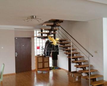 4 Izbový - Mezonet na prenájom, Rudlovská