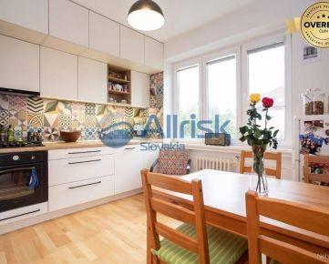 Pekný 1 izbový byt na Americkej ulici, BA - Staré Mesto