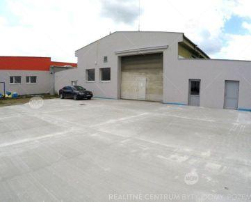 Prenájom výrobných priestorov s kanceláriami, Žilina - Považský Chlmec, Cena: 5 900 €/mesačne