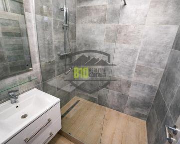 2 izbový byt v centre s výhľadom - loggia
