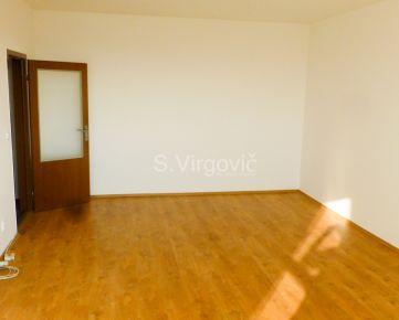 Prenájom dvojgarsónky s loggiou v Bratislave, Mánesovo námestie, Petržalka.