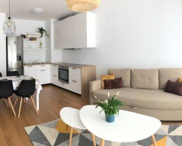 Prenájom 2 izbový byt, Bratislava - Ružinov, Mlynské nivy