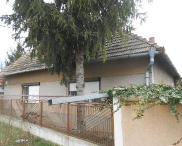 Dražba rodinného domu na Salibskej ulici v Tešedíkove