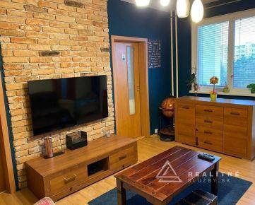 4 izbový byt na prenájom, Terasa – Brigádnicka ulica
