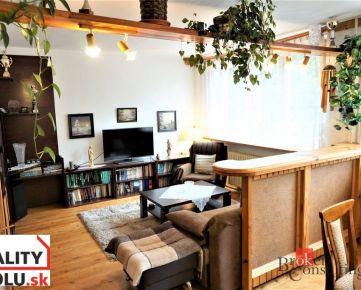 Predaj 4 izbového apartmánového bytu s garážou, Demänovská Dolina - Jasná - v tesnej blízkosti zjazdovky Lúčky
