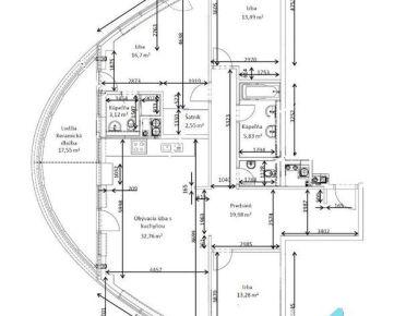 4 izb. byt, BAJKALSKÁ ul. - TRI VEŽE, po novej rekonštrukcii, TERASA, 9.posch., DVE kúpeľne