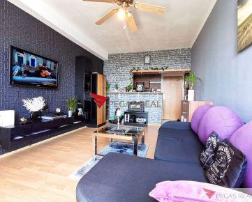 VIDEOPREHLIADKA - Pekný a moderný zrekonštruovaný 2i byt vo Vrakuni za bezkonkurenčnú cenu na predaj