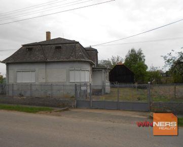 Rodinný dom v pôvodnom stave  v obci Ptrukša