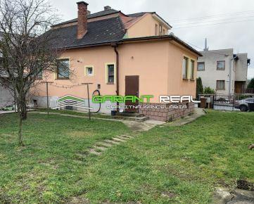 GARANT REAL - prenájom 3-izbový rodinný dom 90 m2 so záhradou, Prešov, Solivar