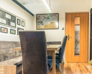 DOM-REALÍT ponúka 3-izbový bauring prerobený na 4-izbový na Prednádraží