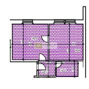 2-izb. byt 46m2, kompletná rekonštrukcia