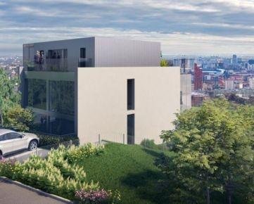 Predaj 3 izbový apartmánový byt (H1) NOVOSTAVBA, v rezidencii Little Koliba, Tupého ulica, BA III Nové Mesto