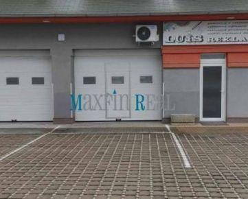 MAXFIN REAL - Polyfunkčný objekt s parkovaním v Nitre