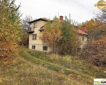 Rekreačná chalupa - rodinný dom, Látky