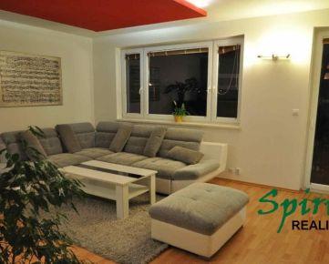 Svetlý a pekný 3i byt na prenájom + BALKÓN