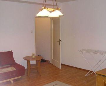 Ponúkame na prenájom prijemný byt na okraji Starého mesta (Bratislava) priamo na Trnavskom mýte ulica Šancová.  Je to 1 izbový byt  o rozlohe 45 m2. Nachádza sa na 1.poschodí v tehlovom dome bez výťah