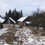 Pozemok pre rodinné domy 1337m2